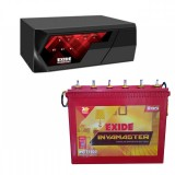 EXIDE MAGIC 825VA HOME UPS + Exide Inva Master IMTT 1500 (150Ah)